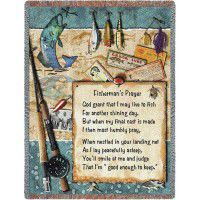 Fishermans Prayer Throw