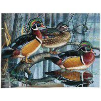 Backwater Woodies - Duck Wall Hanging