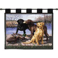 The Board Meeting - Dog Wall Hanging