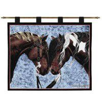 Warrior Truce Wall Hanging