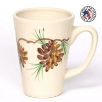 Mountain Pine Latte Mugs Set of 4