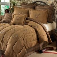 Pine Cone Queen Comforter Set