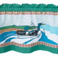 Loon Country Valance