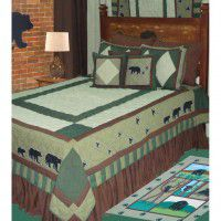 Bear Trail Quilt Sets