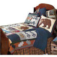 Cabin & Bear Quilts