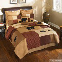 Logan Bear Quilts