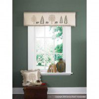 Bear Creek Valance/ Runner