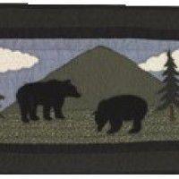 Bear Lake Valance/Runner