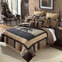 Camo Bear Quilts