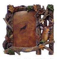 Deer & Oak Picture Frame