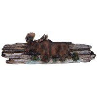 Wading Moose Drawer Pull-CLEARANCE