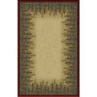 Pine Grove Area Rug Collection