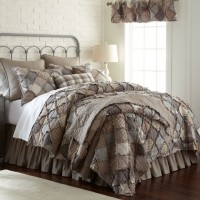 Smoky Mountain Quilted Bedding Collection