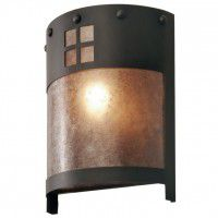 Pasadena Timber Ridge Sconce