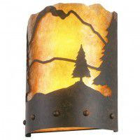 Timber Ridge Sconce