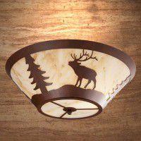 Elk Round Ceiling Light