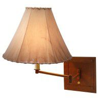 San Carlos Swing Arm Wall Lamp
