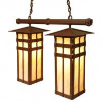 San Carlos Double Pendant Light