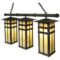 San Carlos Triple Pendant Light