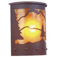 Timber Ridge Dark Sky Sconce