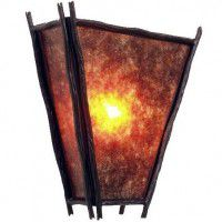 Sticks Vegas Sconce