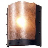 Rivets Timber Ridge Sconce