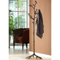 Lovebird Standing Coat Rack