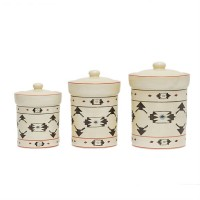Southwestern Expressions Canister set