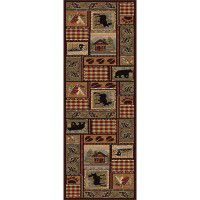 Bear Cabin Runner