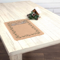 Jute Burlap Placemat Sets