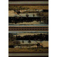Antler Lake Area Rugs