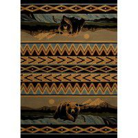 Bear Falls Area Rug Collection
