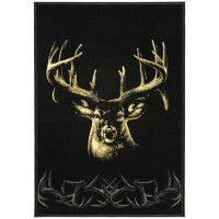 Moment of Truth Deer Rugs
