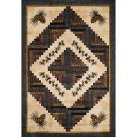 Cabin Rising Area Rugs