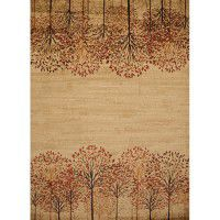Tree Blossom Area Rugs
