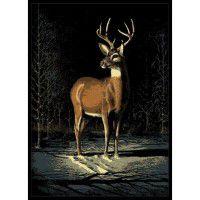 Winterbuck Deer Area Rug