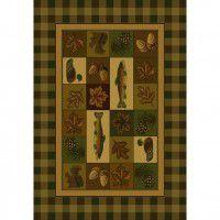 Timberland Rustic Rug