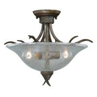 Monterey Semi-Flush Ceiling Light
