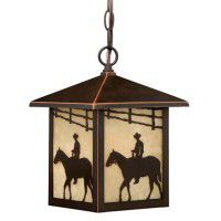 Lonesome Trail Pendant Light