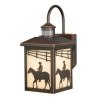 Lonesome Trail Smartlight Sconce