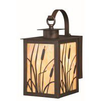 "Bulrush 7"" Sconce"