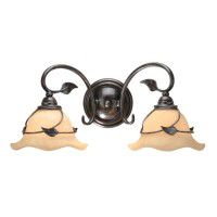 Vine Double Vanity Light