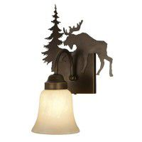 Yellowstone Moose Single Light