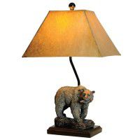 Hungry Bear Lamp