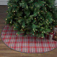 McGillis Plaid Tree Skirt