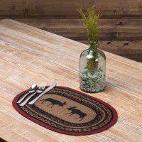Cumberland Moose Placemat Set