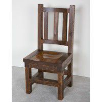 Northwoods Barnwood Chair