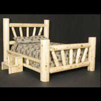 Big Star Log Bed
