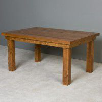 Northwoods Barnwood Dining Room Tables