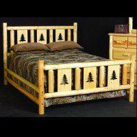Montana Log Bed